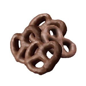 I. Chocolate Covered Pretzels (Pack of 2)